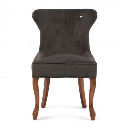 George dining chair vel slate grey