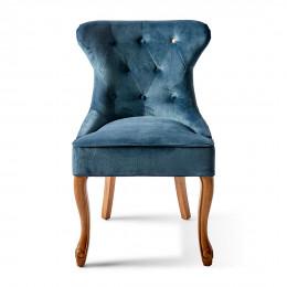 George dining chair vel ocean blue