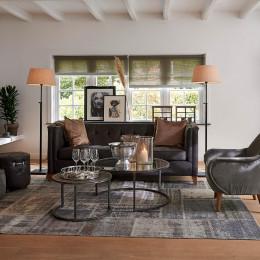 Radziwill sofa 2s pellini espresso