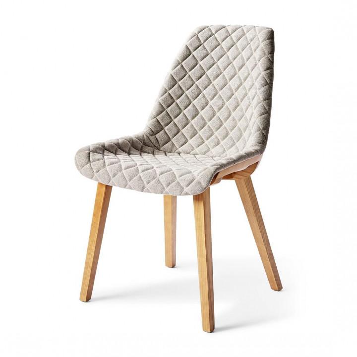 Amsterdam city dining chair elpgrey