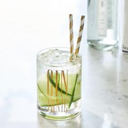 Rm 48 gin tonic glass
