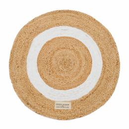 Rocat round carpet natural 60cm