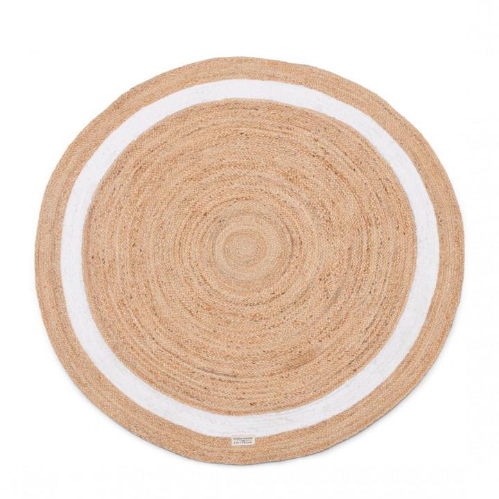 Rocat round carpet natural 160cm