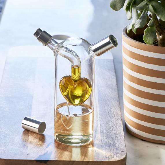 Lovely oil vinegar bottle