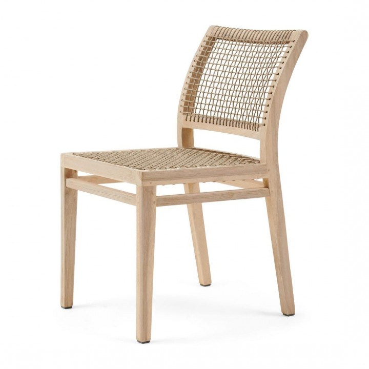Palma dining chair outdoor