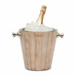 Winter party wine cooler