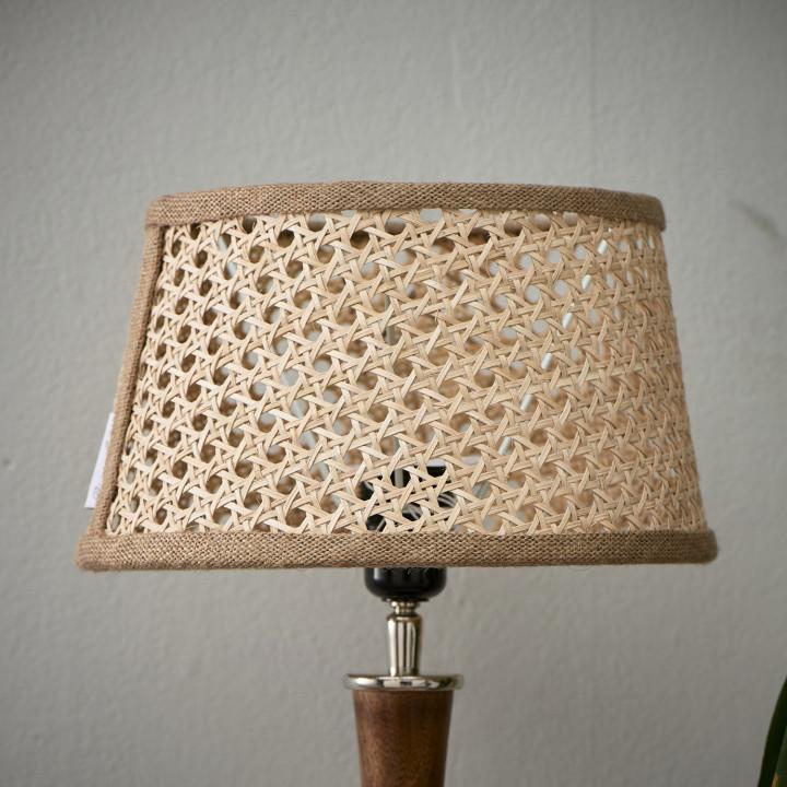 Lovely webbing lamp shade 25x20