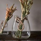 Mode florale bag vase m