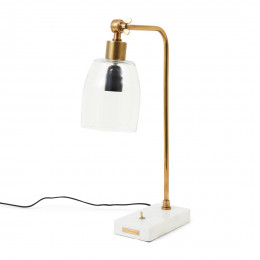 Florida desk lamp