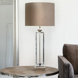 New york table lamp