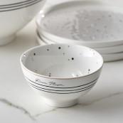 Rm dots stripes bowl