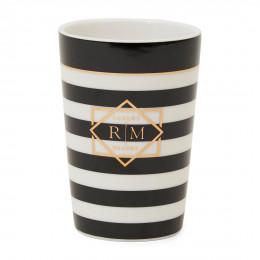 Luxury resort bathroom cup