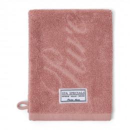 Spa specials wash cloth pink