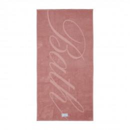 Spa specials bath towel pink 140x70