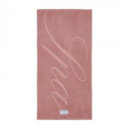 Spa specials bath towel pink 100x50