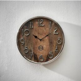Madison avenue wall clock