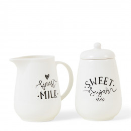 Finest milk sugar set