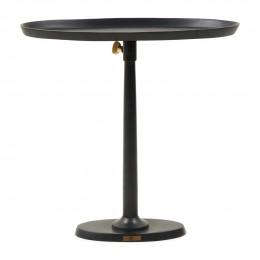 Kimberley adjustable end table bl