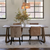 Miller dining table 220x100 cm