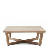 Port melbourne teak outdoor rectangular table