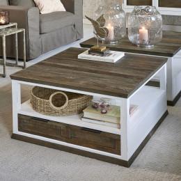 Metropolitan coffee table 80x80 cm