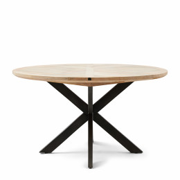 Stuart dining table dia 140