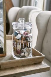 Classic kitchen storage jar m