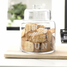 The best ingredient storage jar