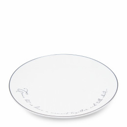 Happy chef side plate