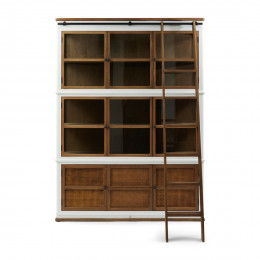 Oxford library cabinet xl