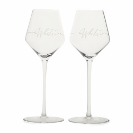 Rm white wine glass 2 pcs