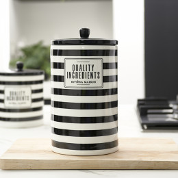 Rm ingredients storage jar m