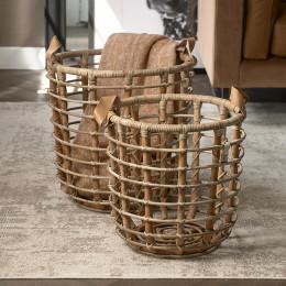 Courageous basket set of 2 pieces