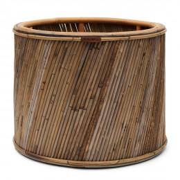 Rm 48 diagonal weave pot m