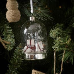 The magic ornament