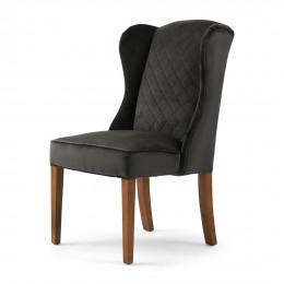 William dining chair vel slategrey