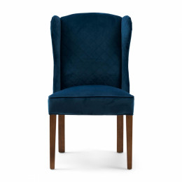 William dining chair vel oceanblue