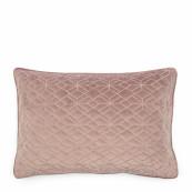 Ballad mauve pillow cover 65x45