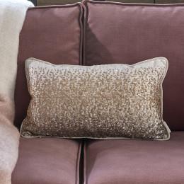 Ballad sequins pillow cover 50x30
