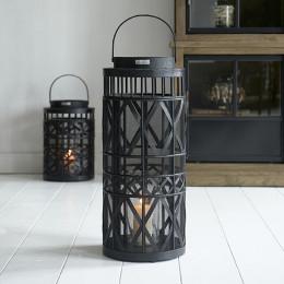 New hampshire lantern l black