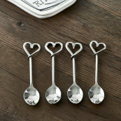 With love spoons 4pcs
