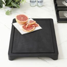 Concrete kitchen serving board