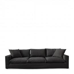 Residenza sofa xl basic black