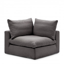 Residenza corner cl charcoal