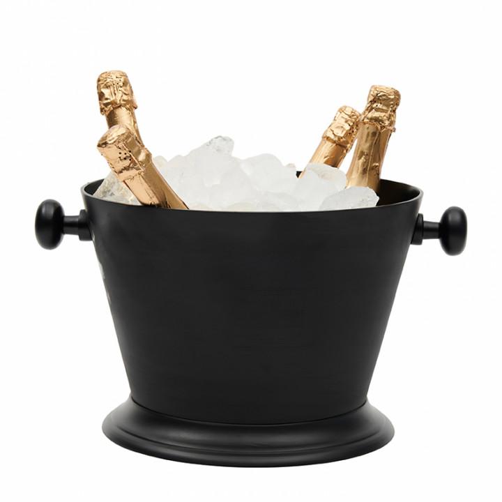 Best quality champagne cooler black