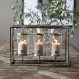 Atmosphere candle holder