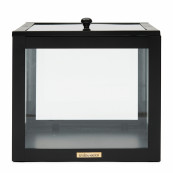 All time favourite storage box black 30x30cm
