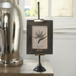 Kenmore photo frame on stand