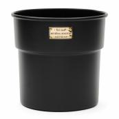 City loft flower pot black s