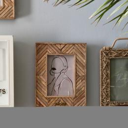 Jakarta portrait photo frame 10x15cm
